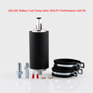 Image 1 - אחד רכב דלק משאבת GSL392 גבוהה לחץ הזרקת דלק משאבת שונה רכב Inline דלק משאבת טעון חלקי שינוי רכב
