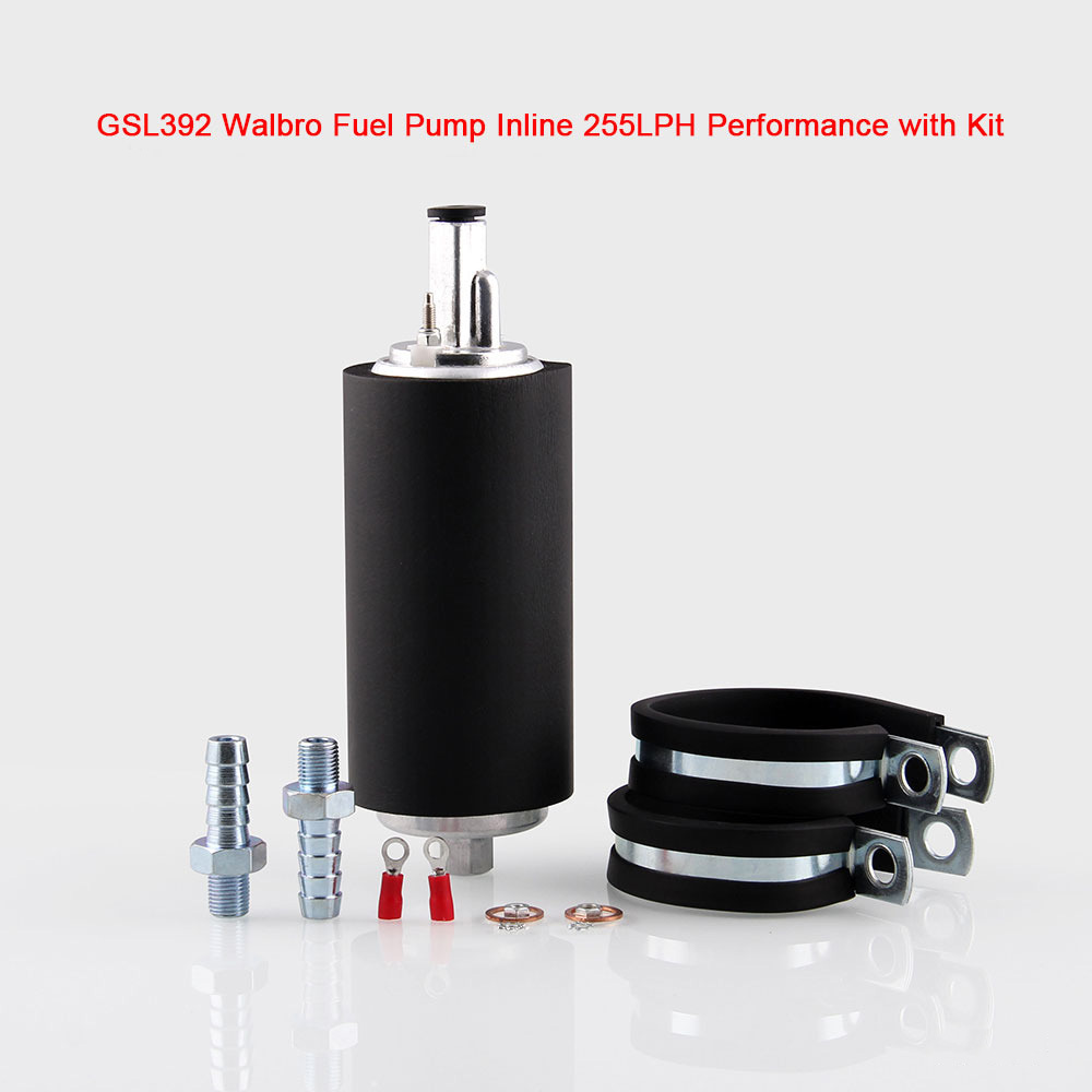 One Car Fuel Pump GSL392 High Pressure Fuel Injection Pump Modified Car Inline Fuel Pump Loaded Car Modification PartsOne Car Fuel Pump GSL392 High Pressure Fuel Injection Pump Modified Car Inline Fuel Pump Loaded Car Modification Parts