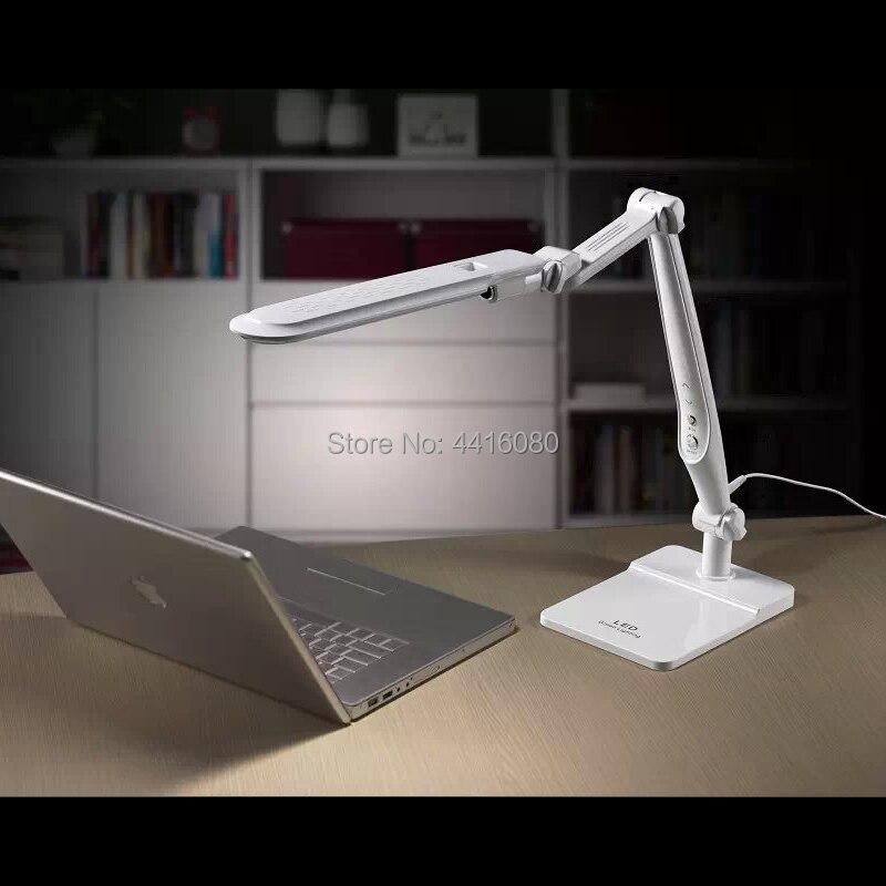Italien flimmern freies led schreibtisch Lampen büro tisch lampe student lesen lampe mode licht Freie rotation Winkel eyeshield SL-TL315SRY