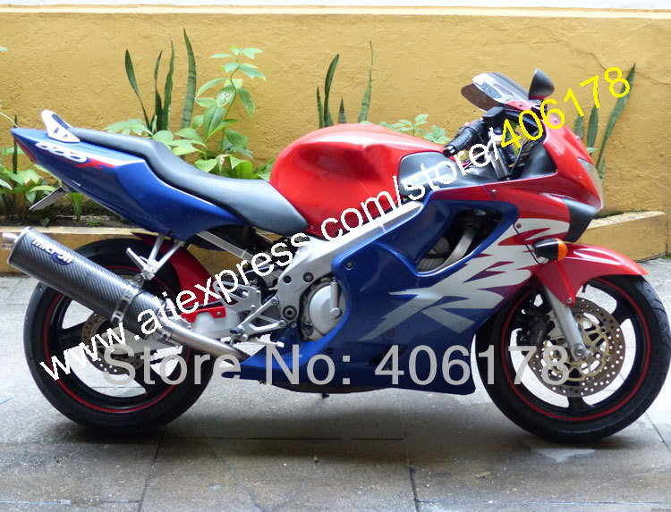 Fairings Cbr 600 Cbr600 F4 99 00 Cbr600f4 1999 2000 Multicolor