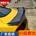 Подходит для FORD Mustang GT 2015 модифицированное заднее крыло из углеродного волокна с задним спойлером
