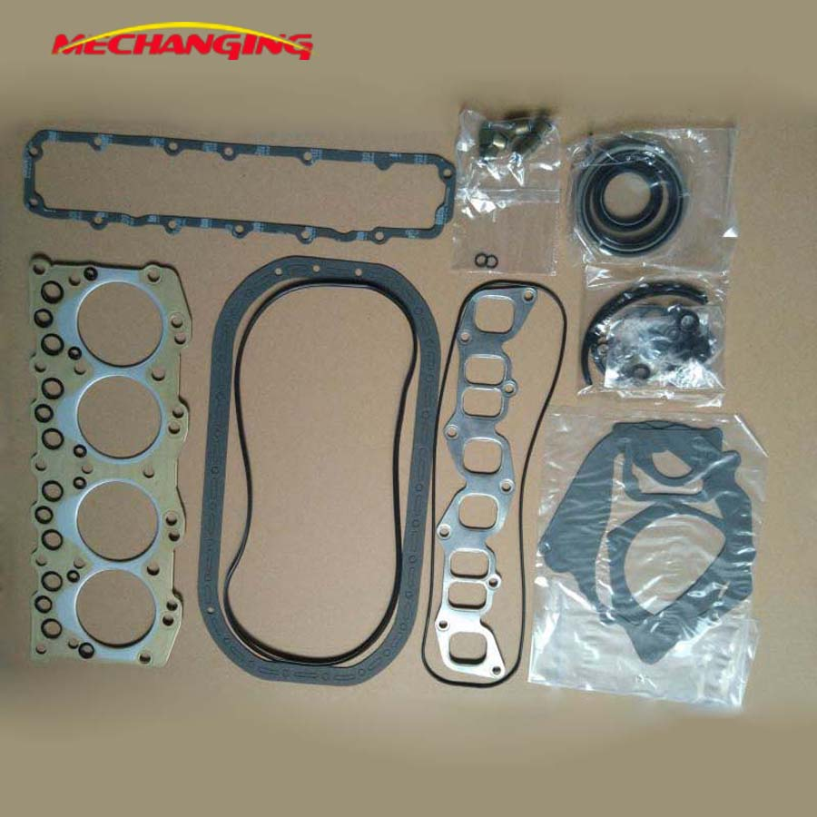 For ISUZU ELF 250 150 OR Pickup C240 2.4L Metal Engine Parts Overhaul  Package With Engine GASKET 5 87810 146 0 50073300 on Aliexpress.com |  Alibaba Group