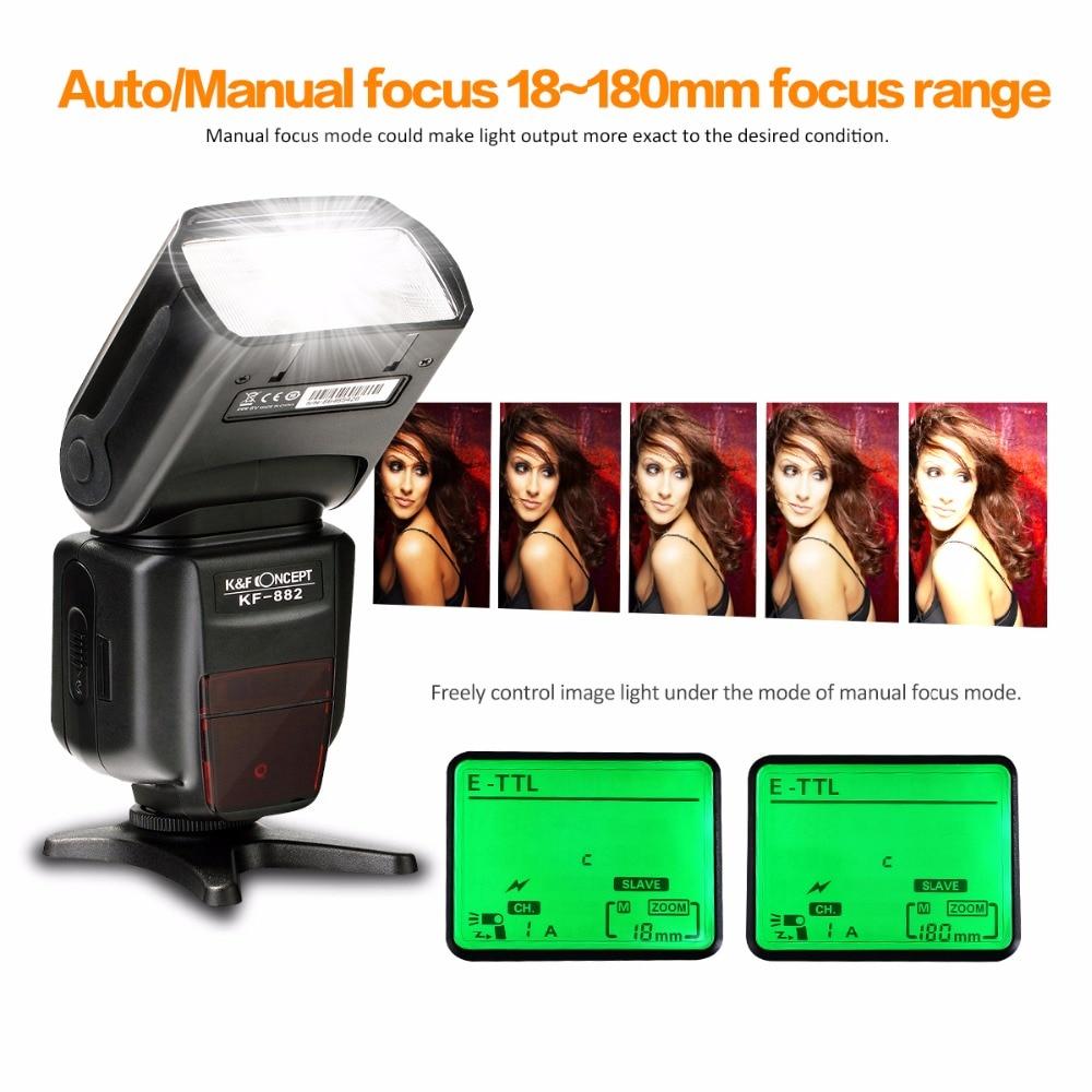 Galleria fotografica Haute Vitesse TTL Flash lampe de Poche Esclave Flashlite travail pour Nikon D5000 D5200 D3000 D7000 Canon 700D 1100D 1200D 600D 400D DSLR