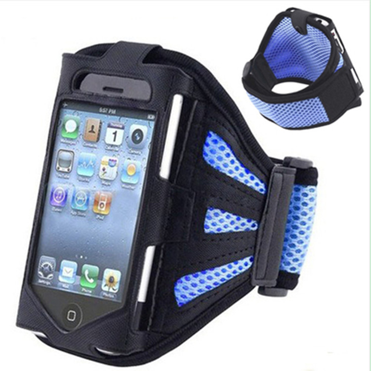 5.8 inch Mesh phone Sport Armband case for iphone 6 plus for Samsung S6 and other 4.9-5.8 inch mobile phone