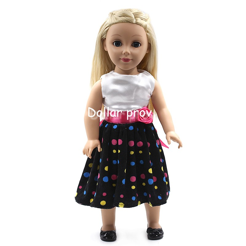 2015 New Style Fashion 18 Inch American Girl Doll Clothes Fashion Styles Doll Clothes For Baby