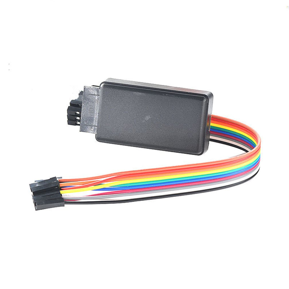 USB Logic Analyzer 24M 8CH Microcontroller ARM FPGA Debug Tool Logic Analyzer Debugger 24MHz 16MHz 12MHz 8MHz 4MHz 2MHz