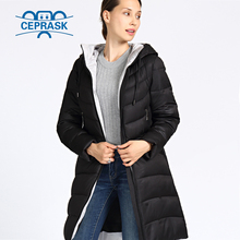 2020 Nieuwe Winter Jas Vrouwen Plus Size Lange Dikke Fashion Womens Winter Jas Hooded Down Jassen Parka Femme 6xl 5xl ceprask