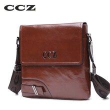 CCZ Männer Crossbody-tasche Business Aktenkoffer Für Männer PU Leder Flap Taschen Ipad Tablet Taschen Herren Schultertasche Versipack SL8005