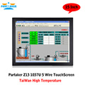 Partaker Z13 15 inch C1037U Touch Screen Tablet PC With Taiwan High Temperature 5 Wire Touch Screen