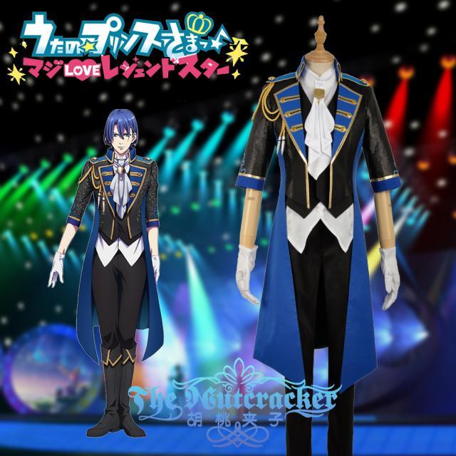 NEW Anime Uta no prince sama LEGEND S4 figure Hijirijawa Masato cosplay costume New SJ uniform Full set customize sizes 2016