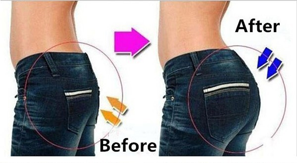 push up pants high quality push up jeans pants lady butt lifting Lingerie padded hip enhancing shaper panties Underwear Knickers