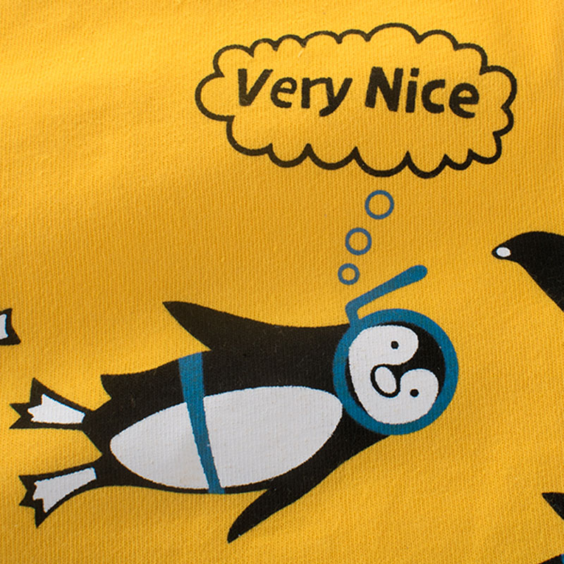 Girls-shirt-Long-sleeve-top-Penguin-T-shirt-clothing-girl-tshirts-boys-t-shirt-tops-clothes-shirts-children-Clothing-kid-clothes-2