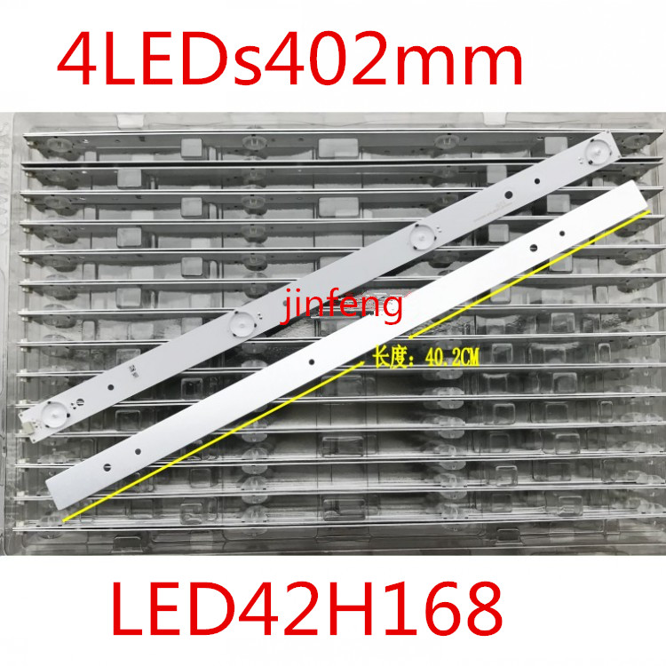 New 7 PCS/set LED 42H168 Lamp Bar SVH420A86 4LED REV05