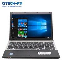 15.6 i7 Laptop 8GB RAM SSD 512GB / 256GB Fast CPU Intel Core i7 Windows 10 BT Business Arabic Hebrew Spanish Russian Keyboard