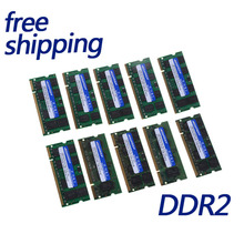 KEMBONA new brand sealed 1GB DDR2 667MHZ 667 PC2-5300 Notebook memory laptop RAM SODIMM Computer Free shipping