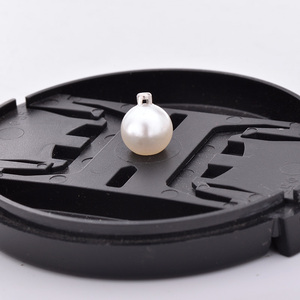 Image 5 - JUNAO Machine à fixer les perles blanches 4 5 6 8 10 12mm, outils à visser manuel, strass, Machine à rivets, bricolage pour lartisanat et les vêtements