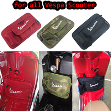 Storage Bag for Vespa Scooter Bags GTS LX LXV Sprint Primavera 50 125 250 300 946 Army Green Saddle Glove Bags