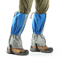 New 1 Pair Men Women Waterproof Snow Legging Gaiters Outdoor Sport Hiking Climbing Trekking Cycling Leg