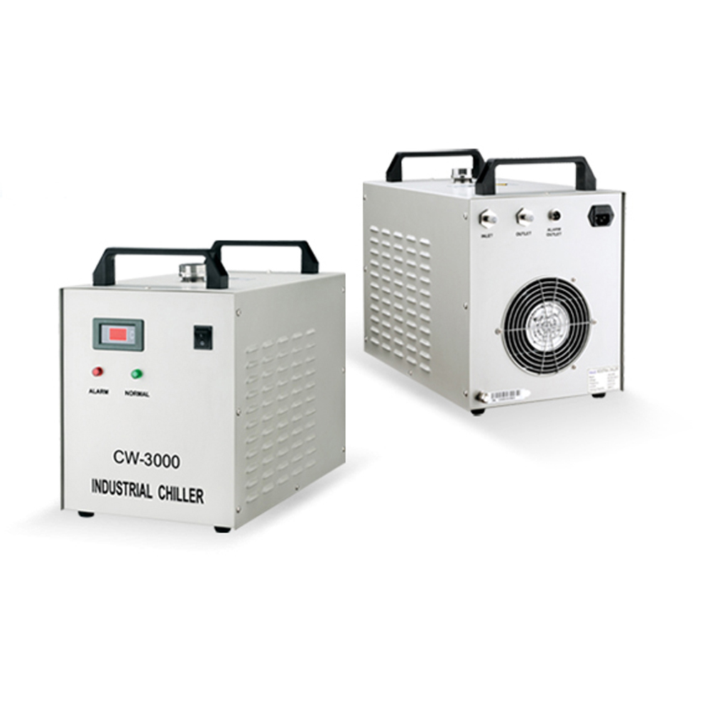 BH B&H CW 3000AG industrial water chiller for cooling 10W