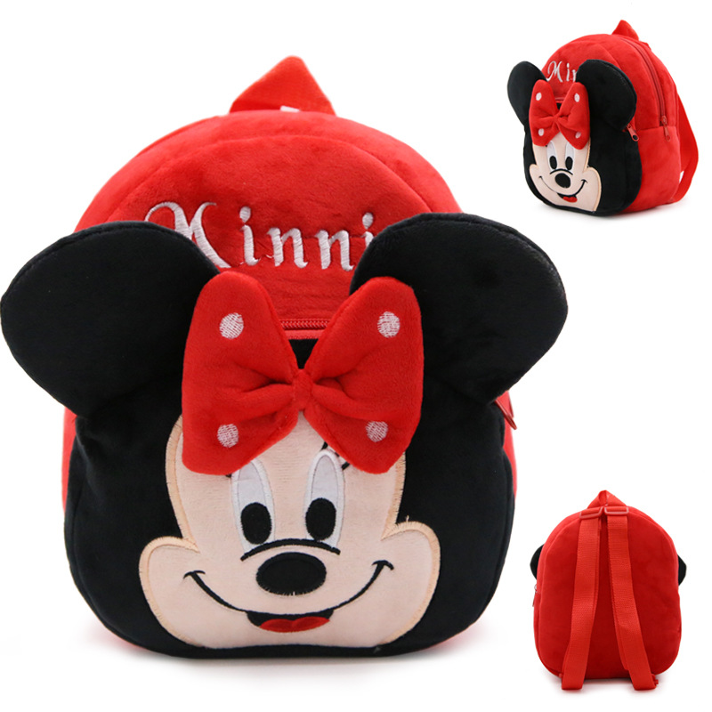 Plush-Backpack-New-Cute-Cartoon-Kids-Plush-Backpack-Toy-Mini-School-Bag-Childrens-Gifts-Kindergarten-Boy-Girl-Baby-Student-Bags-1