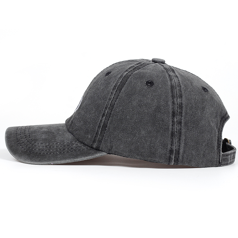 b81bbe5088d65 Aliexpress.com   Buy 2018 new babygirl Embroidered Adjustable Cap cotton  Washed Dad Hat solid baseball cap unisex Hip hop hats snapback cap hats  from ...