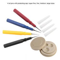 Для часовщиков небольшой ремонтный инструмент аксессуар легкий с масляной чашкой легко использовать профессиональная ручка для дизайна