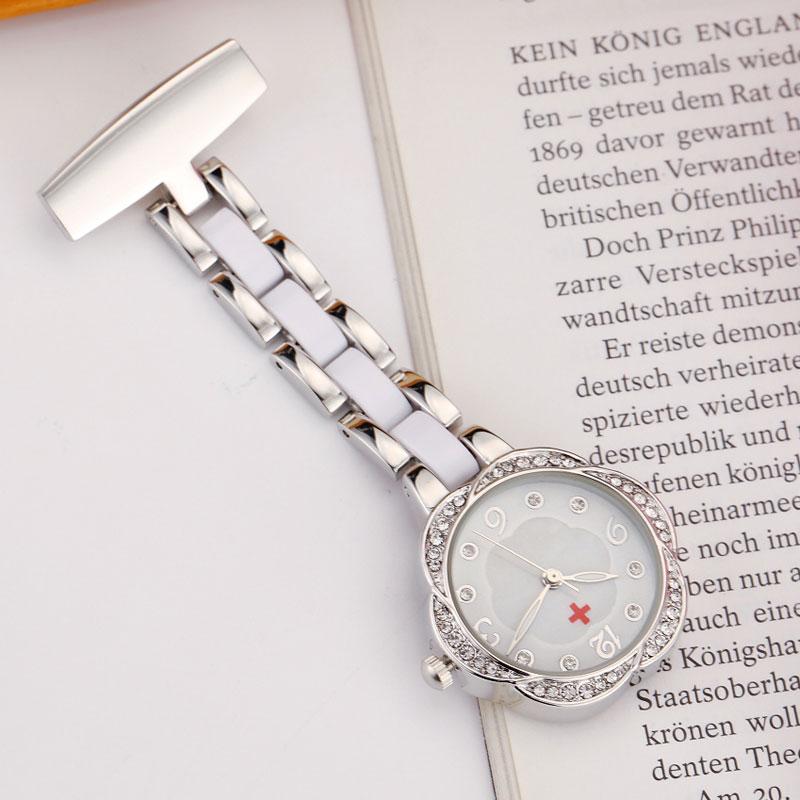 59899182022 New Fashon Mostrador do Relógio Da Enfermeira para As Mulheres ...