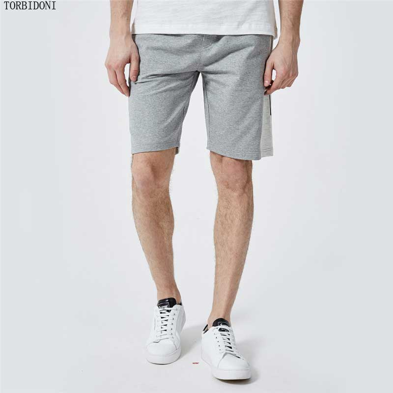Casual Men Shorts Fashion Summer Brand New Drawstring Male Beach Boardshorts Comfortable Cotton Shorts Mens Short Bermuda Beach
