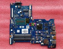 עבור HP Pavilion 15 AC סדרת 828181 601 w I3 5005U מעבד 216 0867030 R5M330/2 GB AHL50/ ABL52 LA C701P האם Mainboard נבדק