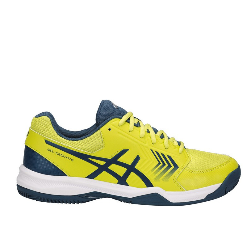 Fitness & Cross-Training Shoes ASICS GEL-DEDICATE 5 CLAY E708Y-8945 sneakers for male TmallFS кроссовки женские asics gel dedicate 5 цвет белый e757y 0114 размер 5h 34 5