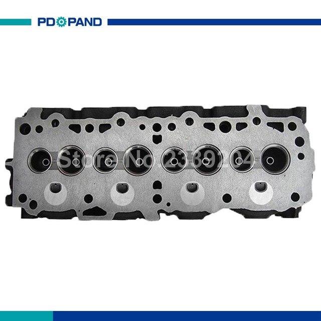 Auto Motor Teile Bare LD23 zylinder kopf 11039 7C000 11039 7C001 für ...