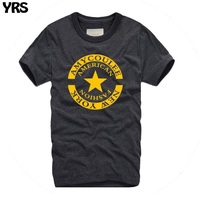 Summer Tshirt Cotton High Quality Men Brand Clothing Hip Hop Star Decorate