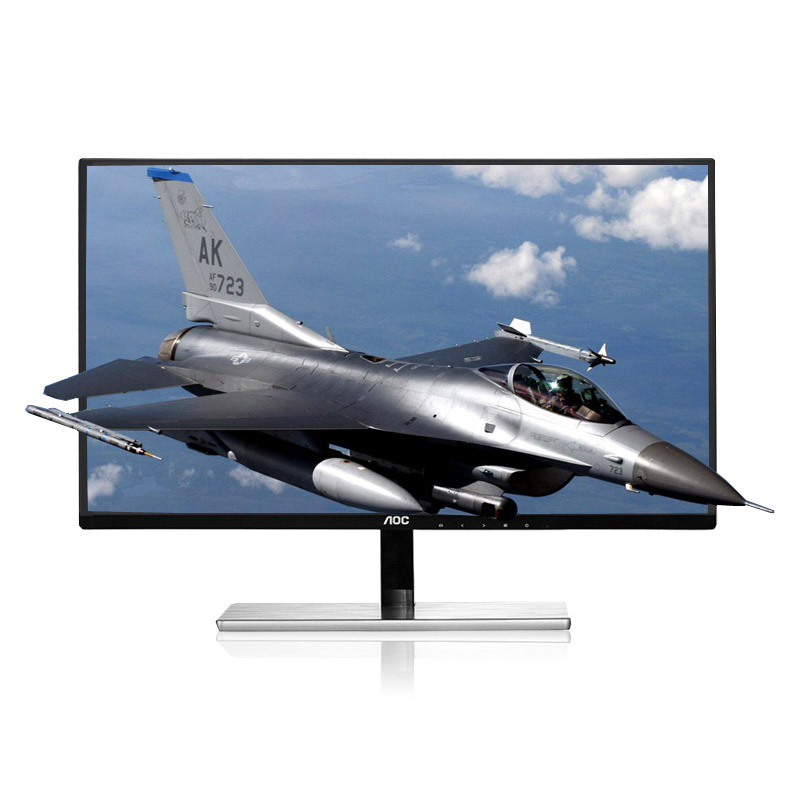 I2379V 23 inch Desktop LCD screen AOC computer monitor IPS screen Resolution 1920*1080 Viewing angle of 178 degrees Y цена и фото