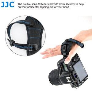 Image 5 - JJC 디럭스 빠른 릴리스 플레이트 카메라 핸드 스트랩 손목 스트랩 니콘 D850 D750 D780 D500 D7500 D7200 D3500 D3400 D5600 D5500