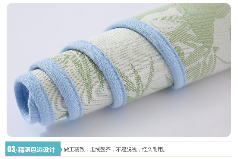 Baby Changing Pad Cover Strong Absorbent&Breathable Portable Foldable Washable Bamboo Fiber Waterproof Baby Summer Changing Mat (14)