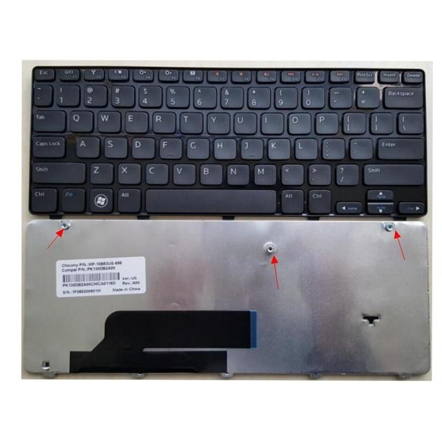 Pour Dell INSPIRON 1120 M101Z M102Z P07T clavier dordinateur portable