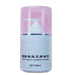 Image 2 - 300Ml Soft Laser Carbon Crème Gel Voor Nd Yag Laser Huidverjonging Whitening Krimpen Poriën