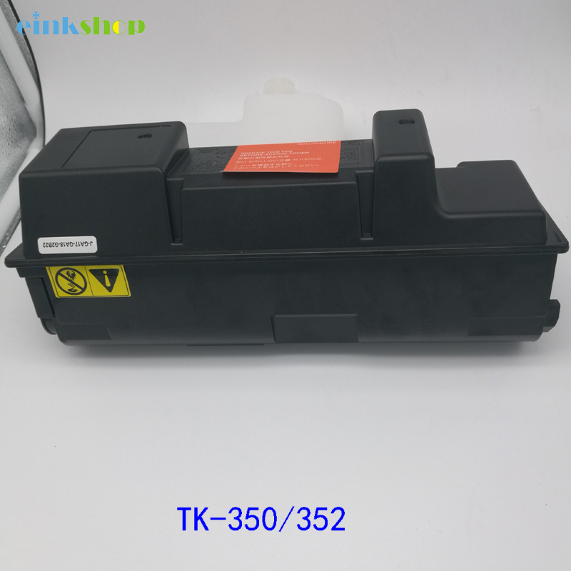 TK-350 TK352 Compatible toner cartridge for Kyocera TK350 352 FS3920DN FS 3920DN fs3920dn tk 350 tk352 Printer parts 5pcs 1s 3 7v 3a li ion bms pcm battery protection board pcm for 18650 lithium ion li battery