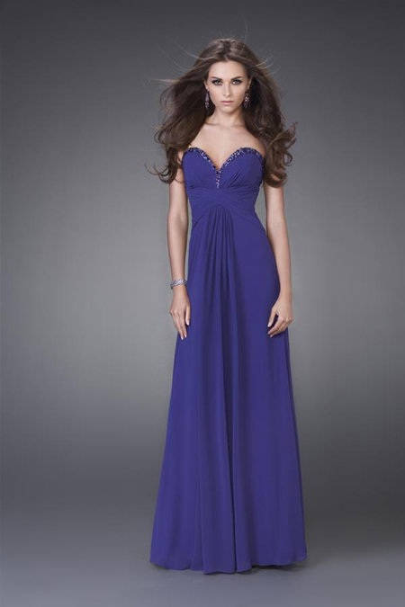 54974db40 elegant strapless backless sexy long evening dresses celebrity dresses  cocktail dresses 189 en Vestidos de noche de Bodas y eventos en  AliExpress.com ...
