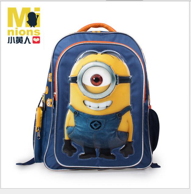 Minion mochila mochilas escolares para niños mochilas mochila para niños mochilas mochila escolar infantil sac a dos enfant