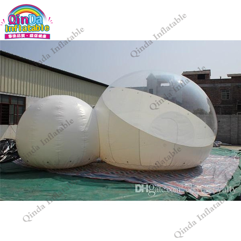 inflatable transparent camping bubble tent52