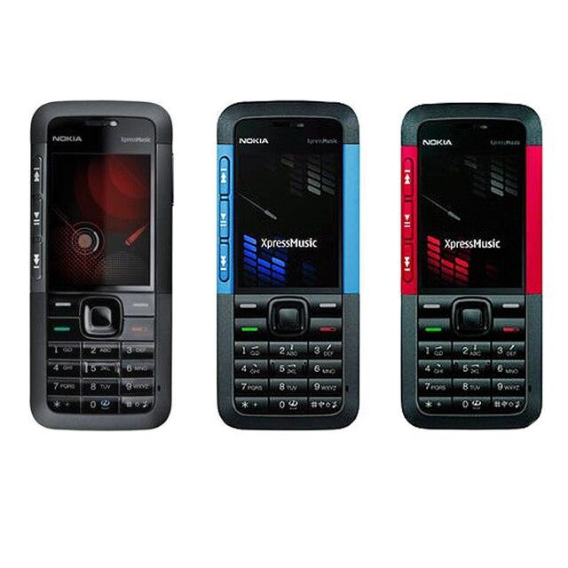 Rinnovato Originale Per Nokia 5310 XpressMusic Sbloccato Telefono Cellulare