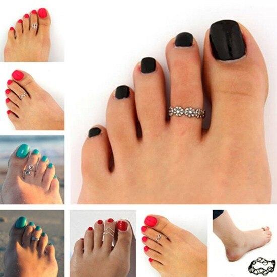 Сексуальные пальцы ног фото 27-899