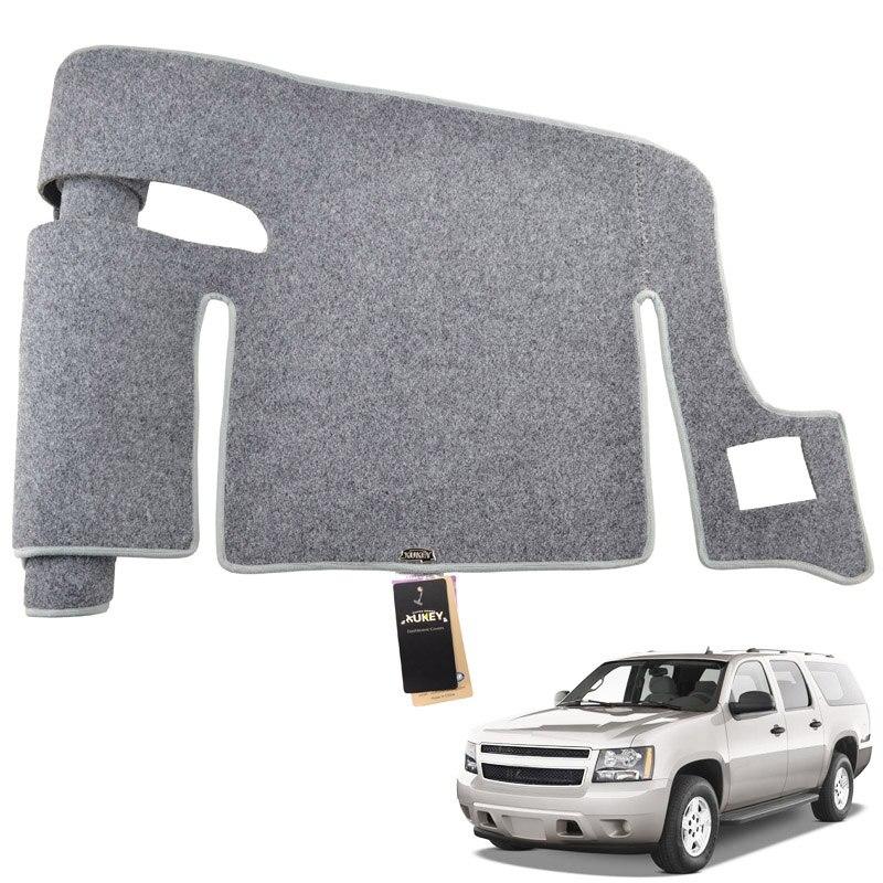 Chevrolet Avalanche 2002-2006 Carpet Dash Board Cover Mat Black