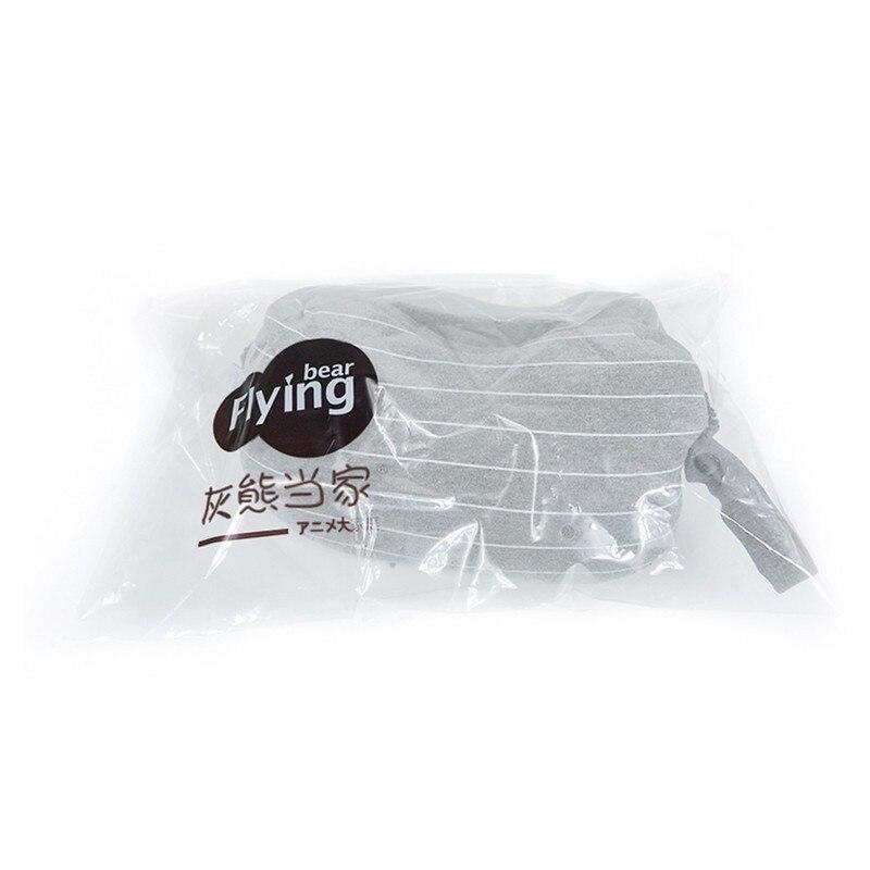 PE Bag Light Grey
