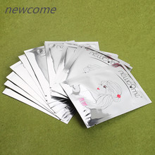 NEWCOME Patches Under Eye, Gel Pads for Eyelash Extension,Under Eye gel pad, Lint free smooth easy to work