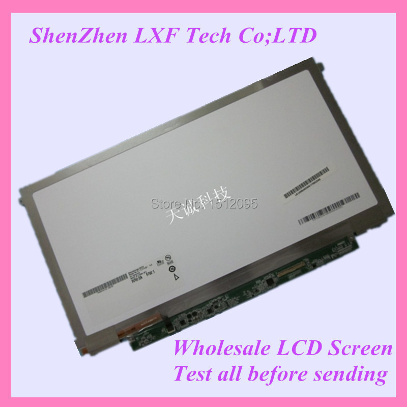 B133XW01 V.3 B133XW01 V.2 LP133WH2 TLM1 LTN133AT18 for ACER 3810T 3820ZG Laptop LCD screen(Left+Right 2 Screw Hole )