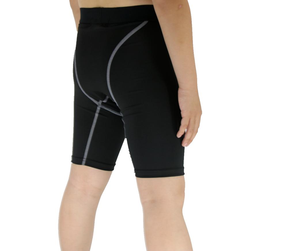 70a3e7629 Kids Running Compression Shorts Boys Girls Sport Panties Children ...