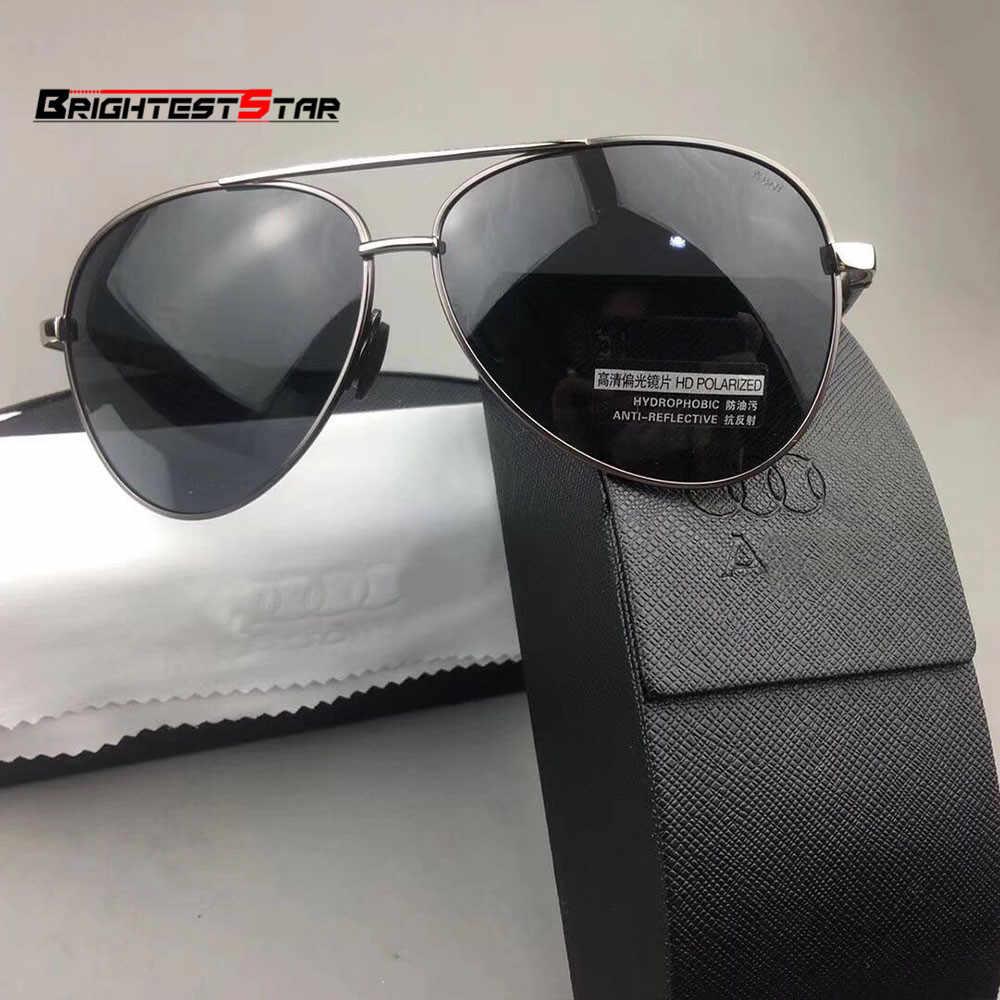 89517a3c24 ... Sun Glasses Audi Case 2018 Polarized Sunglasses For Men Driving Sun  Glasses Women Eyewear with Original ...