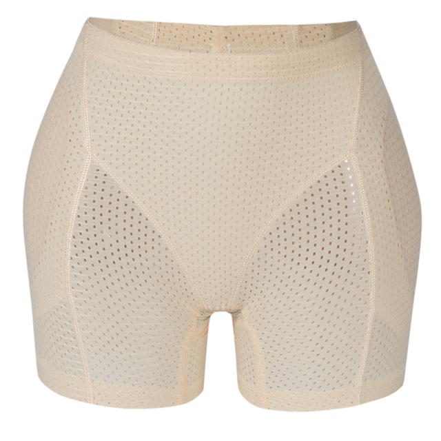 Booty Hip Enhancer Invisibla Lift Butt Lifter Shaper Padding Panty Push Up Bottom Boyshorts Sexy Shapewear Panties Hip Padded 1